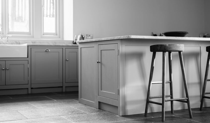 What is a Shaker kitchen?